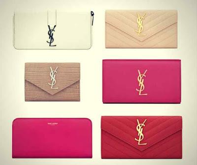 Carteiras Femininas Yves Saint Laurent