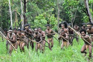 Suku Wamena - Corak kehidupan di lembah jaya wijaya papua