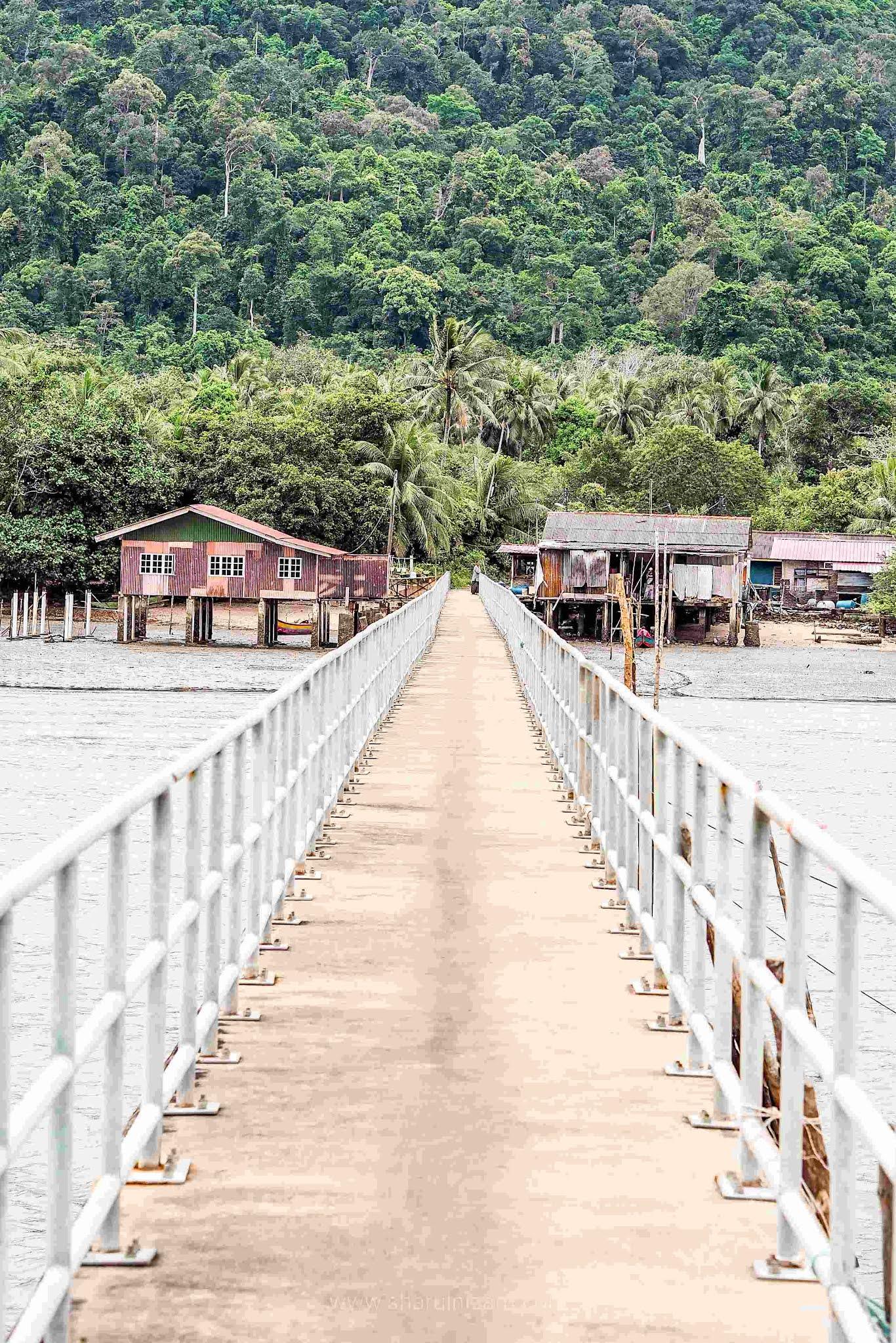 Merempit Keliling Pulau Tuba, Langkawi