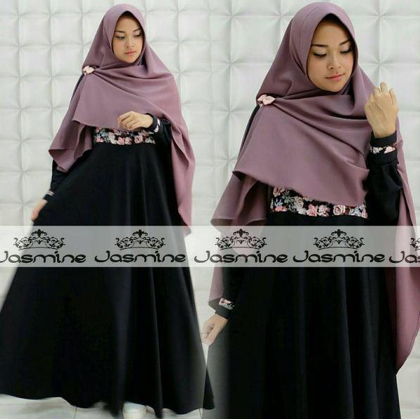 Jasmine By Lidia Hadiwinoto Jasmine Gamis Najwa Dress