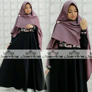 Gamis Jasmine Hijab