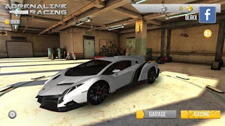 Adrenaline Racing Hypercars Apk Mod (Unlimited Gold)