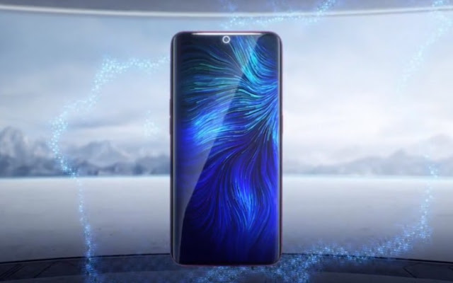 Oppo reveals the phone with under-display selfie camera in a promo video