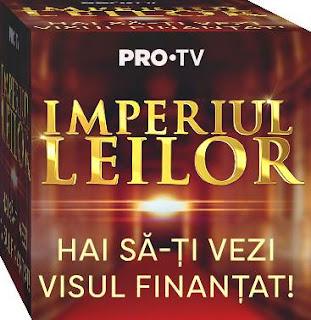 imperiul leilor.ro pro tv regulament inscrieri