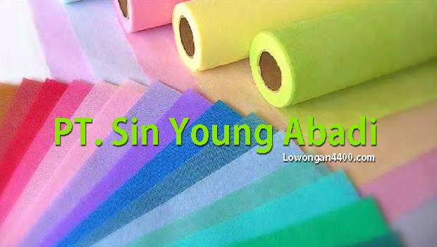 Lowongan Kerja PT. Sin Young Abadi Citeureup Bogor