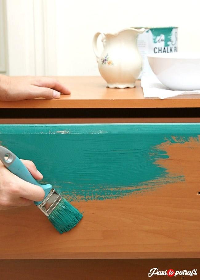 chalk paint Annie Sloan