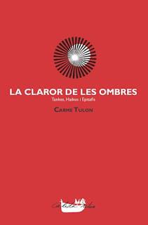 Portada del llibre de Tankes, Haikus i Epitafis de Carme Tulon