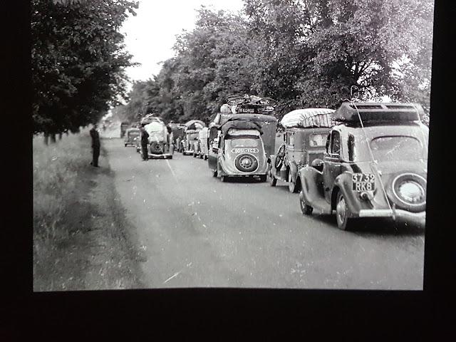 Les embouteillages sur les nationales