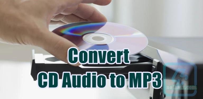 [Ripping] - Cara convert VCD audio ke Mp3