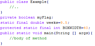 Java Volatile Modifier
