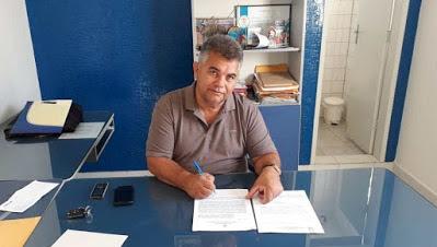 POLÍTICA-Morre prefeito de Santa Terezinha, no Sertão do Pajeú, por Covid-19