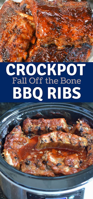 Crock Pot Barbecue Ribs