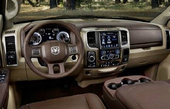 2017 RAM 1500 EcoDiesel Fuel Efficiency