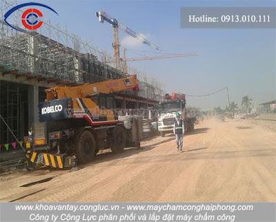 Sau khi tham khảo và tìm hiểu công ty xây lắp cơ điện Việt Phan đã quyết định lựa chọn Cộng Lực là đơn vị lắp đặt máy chấm công vì có sản phẩm phù hợp nhu cầu sử dụng cũng như các chế độ bảo hành đầy đủ hợp lý.