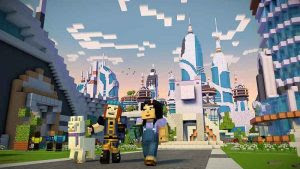 Minecraft Story Mode Season Two Apk