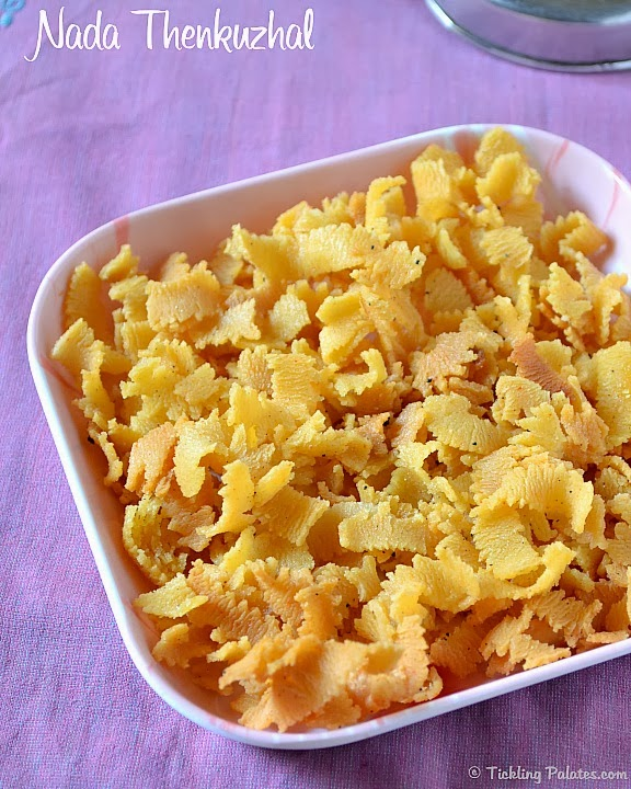 ribbon murukku recipe