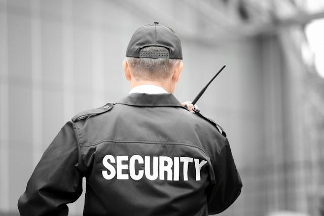 عون أمن Agent de securité