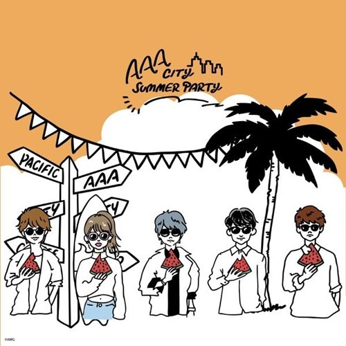 Single] AAA – PARTY IT UP – CITY SUMMER PARTY REMIX -[M4A