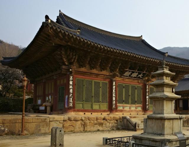 UNESCO mendaftar kuil gunung Buddha Korea sebagai situs Warisan Dunia