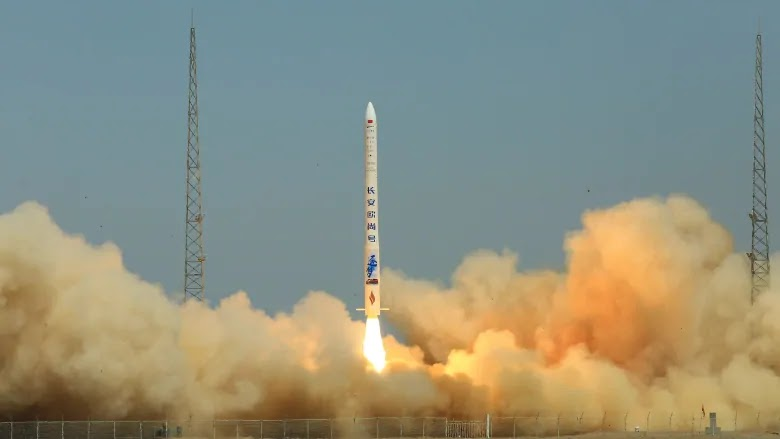 China launches its first private rocket to carry satellites
