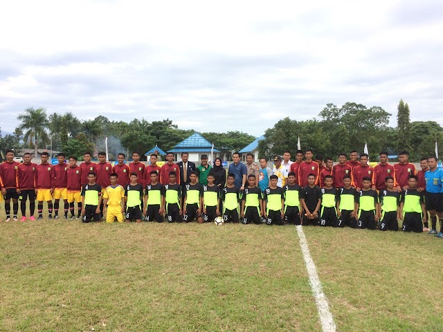Luwu Utara Menjadi Tuan Rumah Sepak Bola Piala Soeratin U-17 Tingkat Sulawesi Selatan