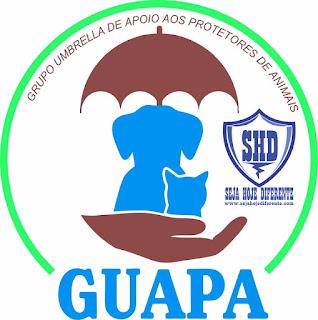 GUAPA - Grupo Umbrella de Apoio aos Protetores de Animais