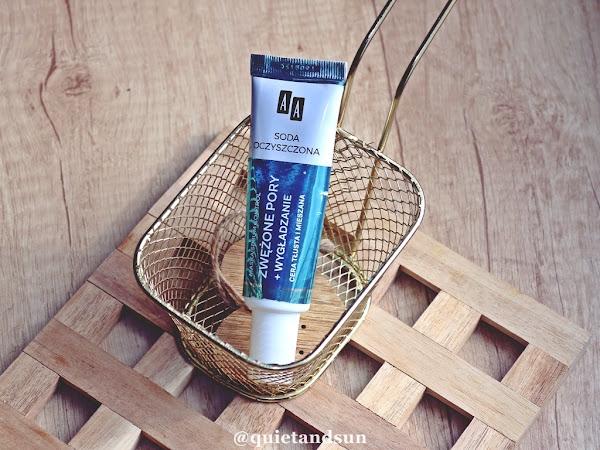 AA Color Detox, Soda Oczyszczona, Maska Sebum Control