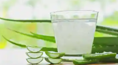 Aloevera juice benefits.