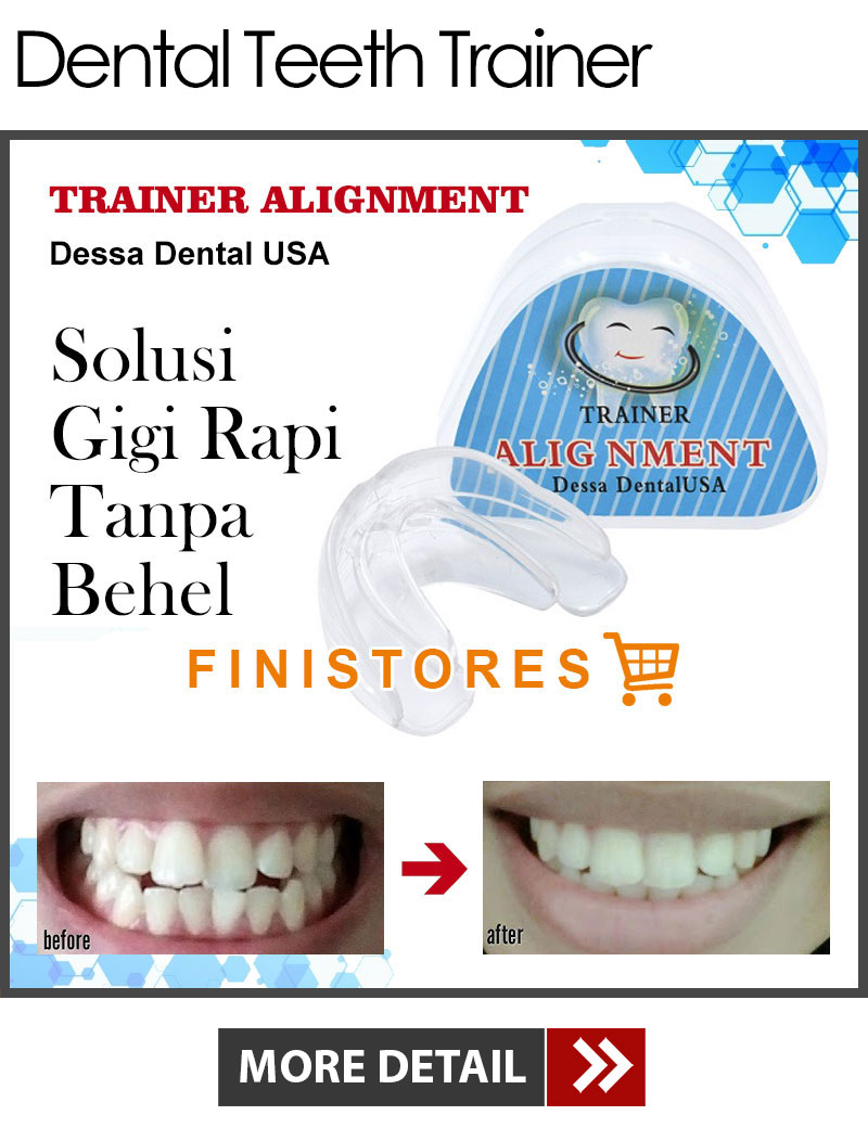 Jual Dental Teeth Trainer