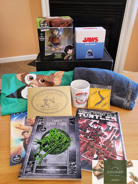 subscription boxes, gifts for him, gifts for pop culture fans, gifts for anime fans, gifts for gamers, gifts for kids
