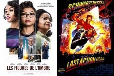 Affiches des films vus en juin