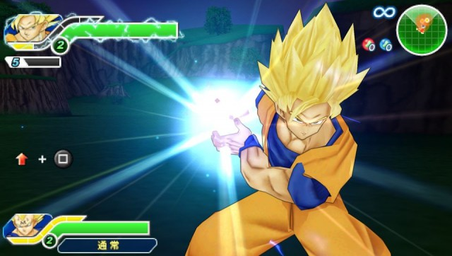 Download Game PSP Dragon Ball Z - Tenkaichi Tag Team - Game Tegal