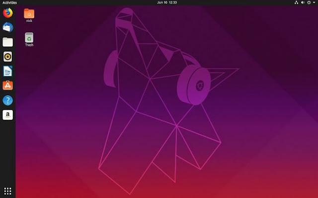 Kustomisasi arc linux dan ubuntu