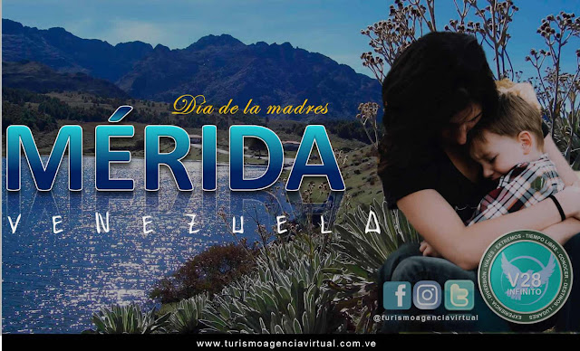 IMAGEN Mes de las Madres en  Mérida  04 DIAS /03 NOCHES