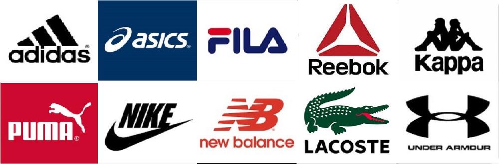 أشهر ماركات الملابس الرياضية