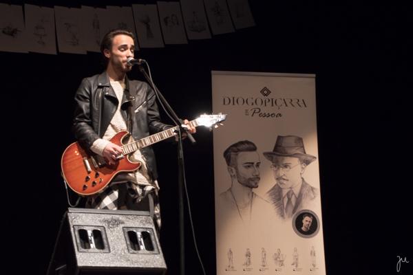 À conversa com Diogo Piçarra... Em Pessoa