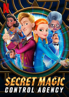 Secret Magic Control Agency[2021][NTSC/DVDR-Custom HD]Ingles, Español Latino