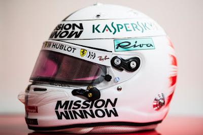 S. Vettel Helmet