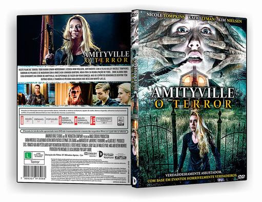 DVD-R Amityville O Terror – OFICIAL