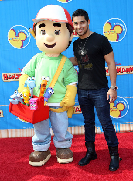 Handy Manny And Wilmer Valderrama Voice Of
