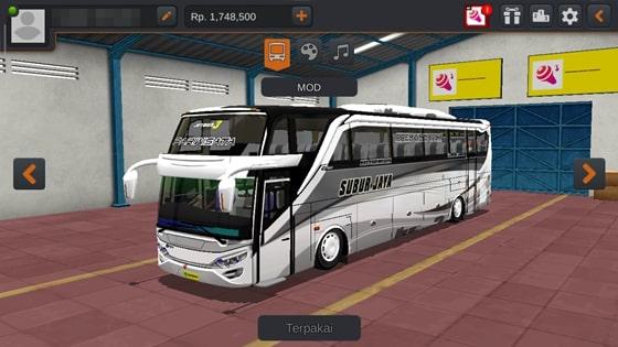 Livery JB3 SHD ZTOM Subur Jaya Hummer