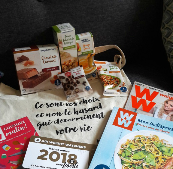 Weight watchers liberté