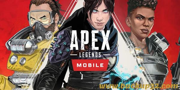 تنزيل لعبة Apex Legends Mobile MOD APK احدث اصدار رابط مباشر