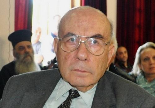 Έφυγε από τη ζωή ο Ναυπλιώτης καθηγητής του Συνταγματικού Δικαίου Γεωργίος Κρίππας