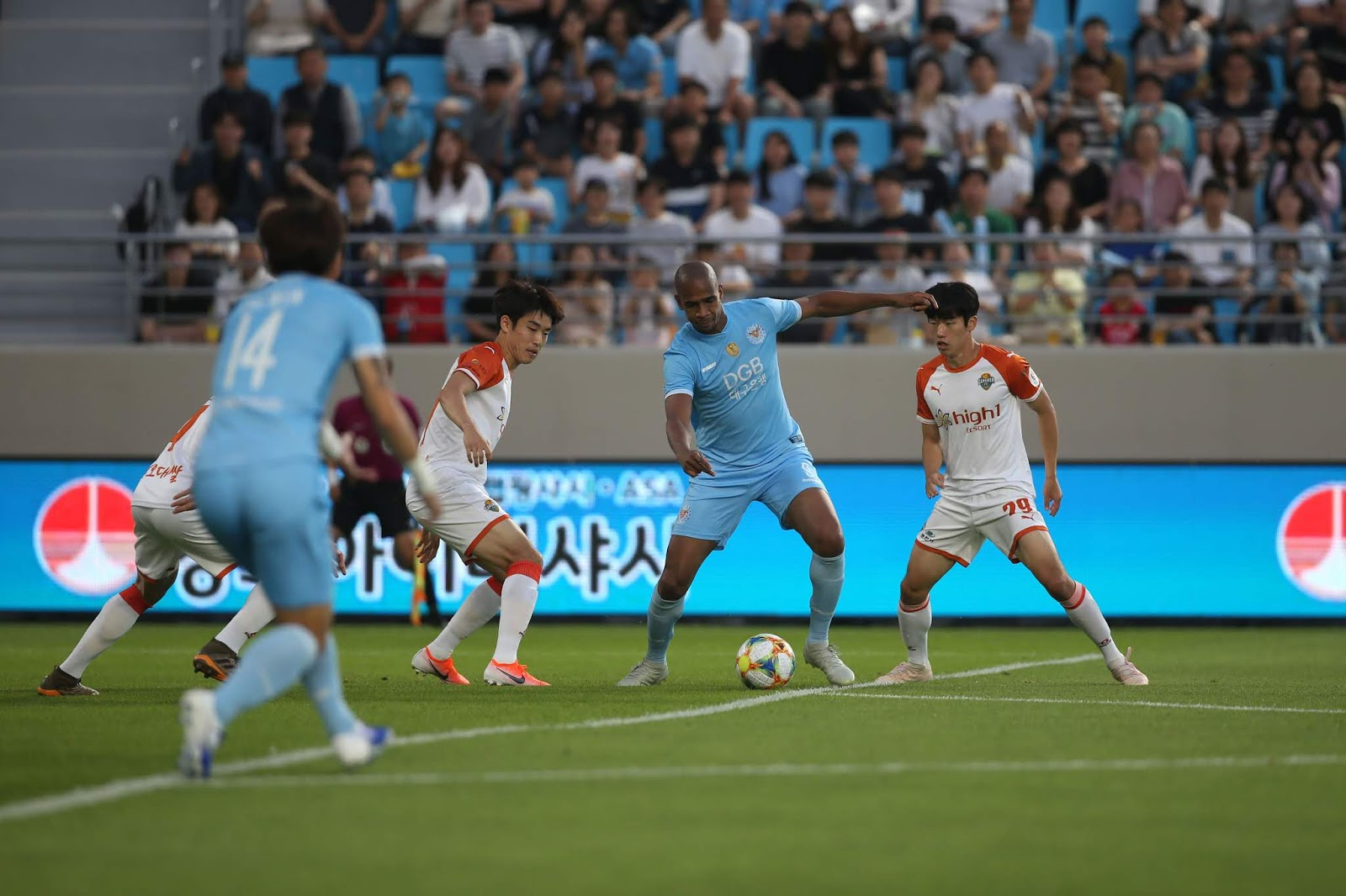 Preview: Daegu FC vs Gangwon FC K League 1 Round 27