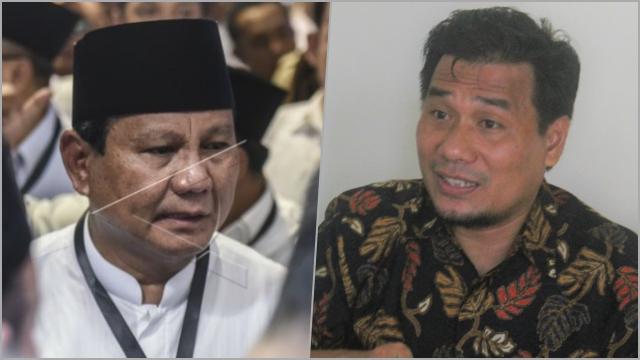 Nama Prabowo di Urutan Ketiga Hasil Survei, Pengamat: Dia Sudah Tidak Layak Jual