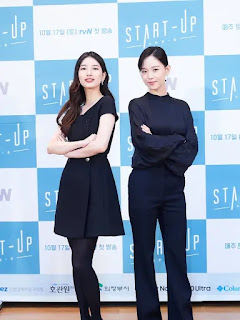 Bae Suzy and Kang Han Na