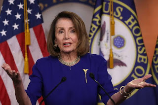 Nancy Pelosi speaker of the United States House of Representatives