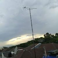 jual antena tv kota tangerang tangerang