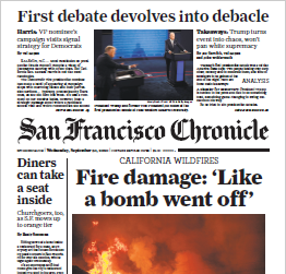 San Francisco Chronicle Magazine 30 September 2020 | Free PDF Magazines Download